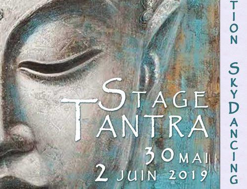 Initiation Skydancing Tantra – du jeudi 30 mai au dimanche 2 juin  2019 –