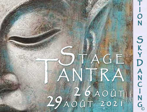Initiation Skydancing Tantra – du jeudi 26 août au dimanche 29 août 2021 –